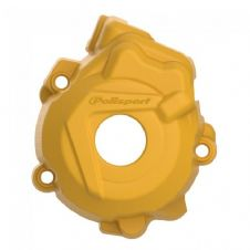 IGNITION COVER PROTECTOR KTM/HUSKY SXF250 13-15, SXF350 12-15, FC250/350 14-15 YELLOW